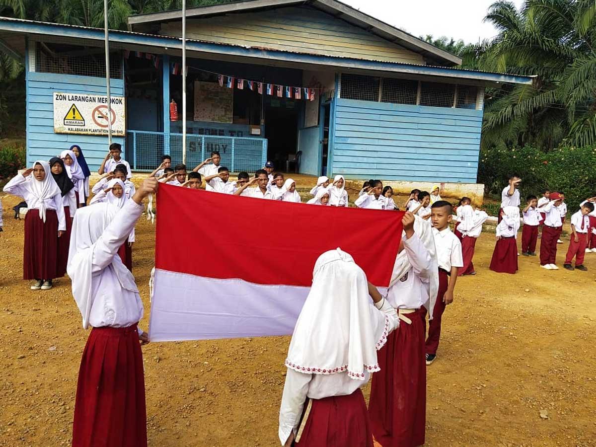 Upacara Bendera: Menggelorakan semangat nasionalisme